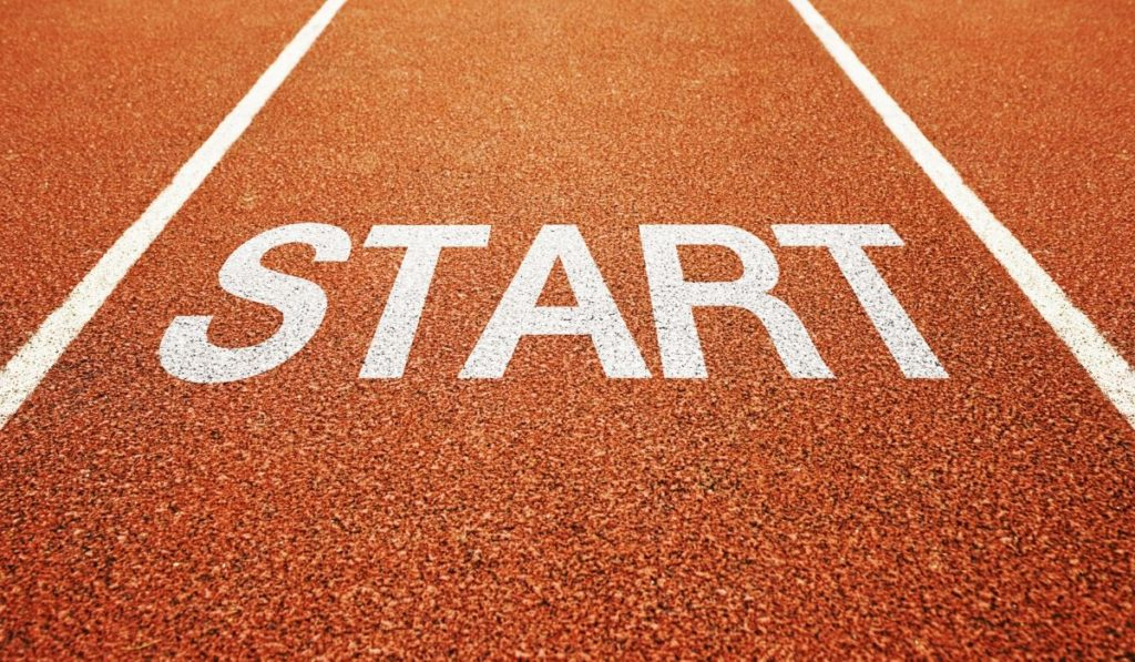 How to (re)start with your sport's practice