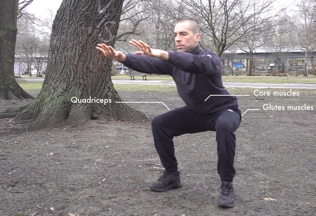 How to do squat properly