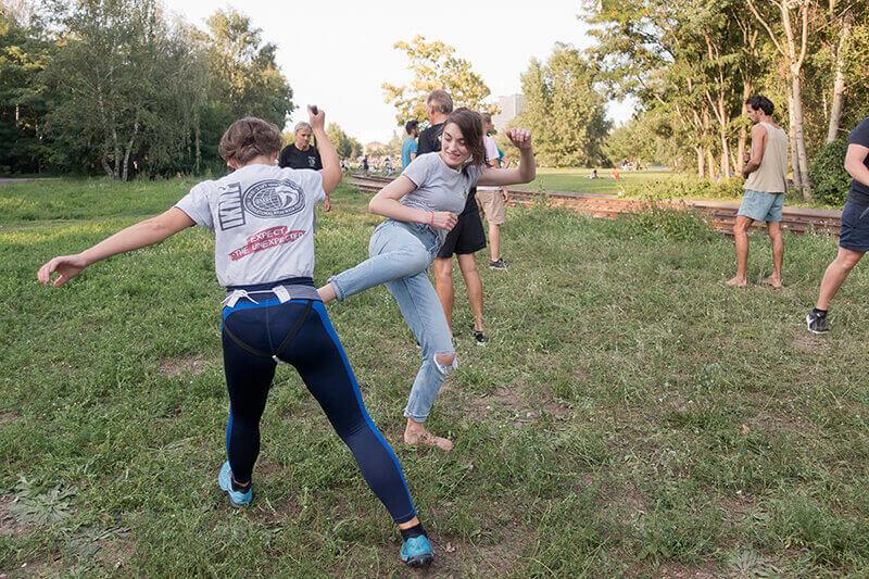 Women's Self-Defense Training   Self-Defense Training For Women